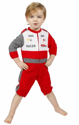 Baby race overal